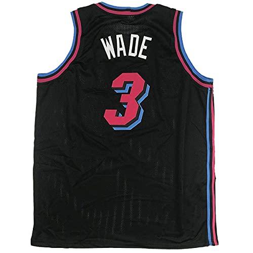 Unsigned Black City Vice Custom Stitched Basketball Jersey Size Men's XL New No Brands/Logos