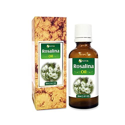 Aceite de Rosalina (Melaleuca ericifolia) 100% natural puro sin diluir aceite esencial 30ml