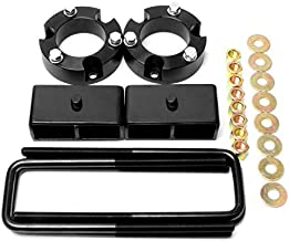 ZY Wheel 3'' Front and 2'' Rear Leveling Lift Kit for 2005-2019 Toyota Tacoma 2WD 4WD