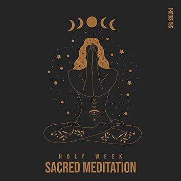Holy Week: Sacred Meditation, New Age Harmonic Melodies, Spiritual Healing Music, Perfect Peace, Chakra Healing Zone, Springtime Meditation