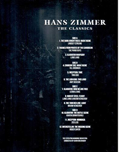 Hans Zimmer – The Classics [Vinyl LP] - 4