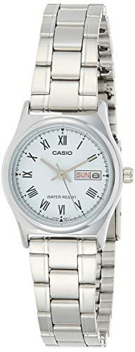 Casio Reloj con Movimiento Cuarzo japonés Woman Ltp-V006D-2B 26.0 mm