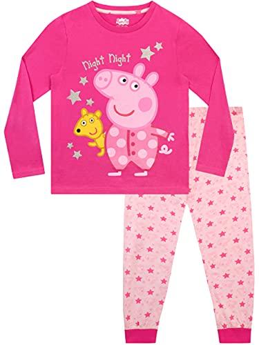 Peppa Pig Mädchen Peppa Pig Schlafanzug 110