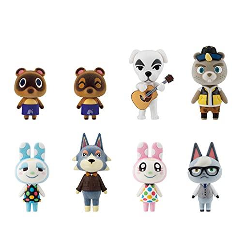 Bandai Shokugan - Animal Crossing: New Horizons Tomodachi Doll Vol 2 Collection  (Complete Figure Set) (BAN62818)