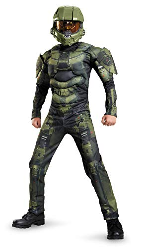 Disguise Master Chief Classic Muscle XL (14-16)