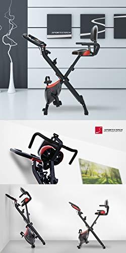 Sportstech Bicicletas estáticas y de spinning