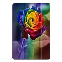 Fuleadture iPad Air 2/iPad Air保護ケース,傷防止 三段角度調節 耐衝撃 耐久性 PC + PU 三つ折タイプ タブレットケース iPad Air 2/iPad Air Case-ac504