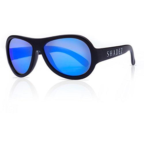 Shadez Shadez SHZ 01 Sonnenbrille, Baby, 0-3 Jahre, schwarz