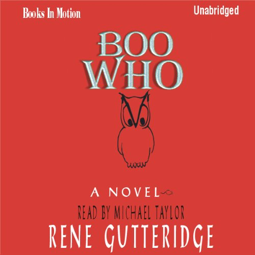 Boo Who audiobook cover art