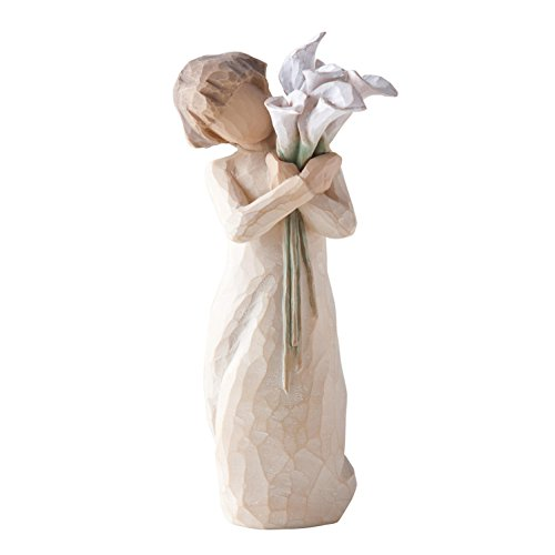 Willow Tree 26246 Figur Alles Gute, 3,8 x 3,8 x 14 cm
