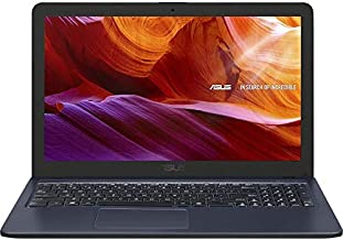 ASUS, F543, 15.6'', Dizüstü Bilgisayar, Intel Celeron N3350, 4GB LPDDR3, 128GB SSD, Intel HD Grafikler 520 Tümleşik, Win10...