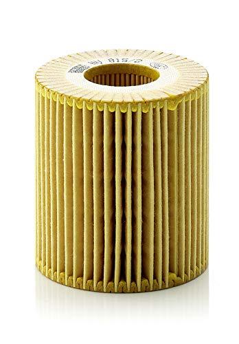 Original MANN-FILTER Ölfilter HU 815/2 X – Ölfilter Satz mit Dichtung / Dichtungssatz – Für PKW