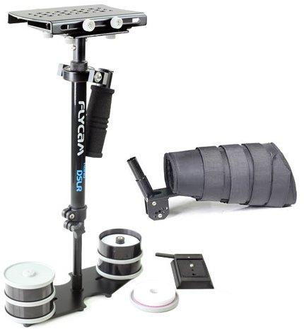 Flycam DSLR-Nano Steadycam mit Arm Support Brace