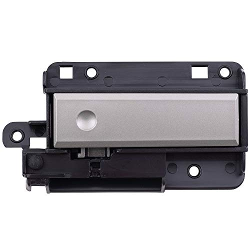 BROCK Dash Upper Glove Box Latch for 07-13 Silverado Sierra Silver Lever Replacement 15914995