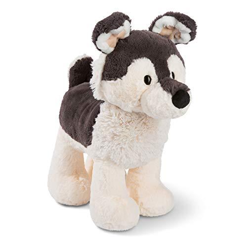 NICI 45716 Kuscheltier Hund Husky Swante 35 cm, stehend – Das süße Hunde Plüschtier für Jungen, Mädchen, Babys und Kuscheltierliebhaber