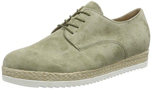 Gabor Shoes 44.411 Damen Espadrilles ,Grün (10 olive) ,41 EU