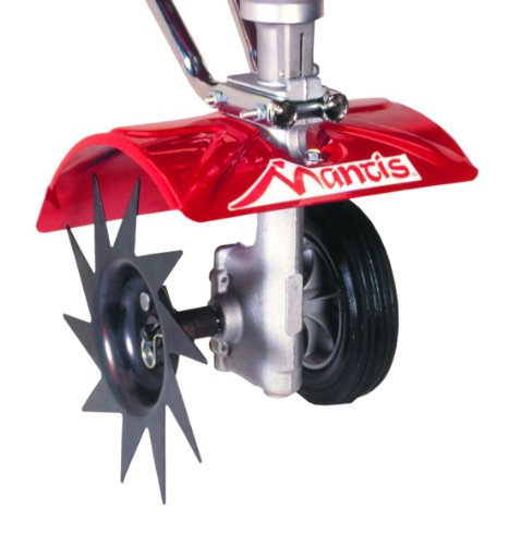 Fantastic Deal! Mantis 3222 Power Tiller Border Edger Attachment for Gardening
