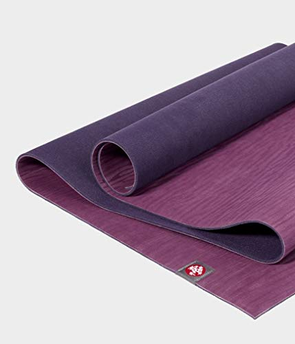 Manduka and Mat eKOlite-Esterilla para Yoga y Pilates, Unisex Adulto, Acai Midnight, 180 cm