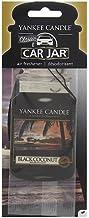 YANKEE CANDLE car jar Black Coconut YCJBC2