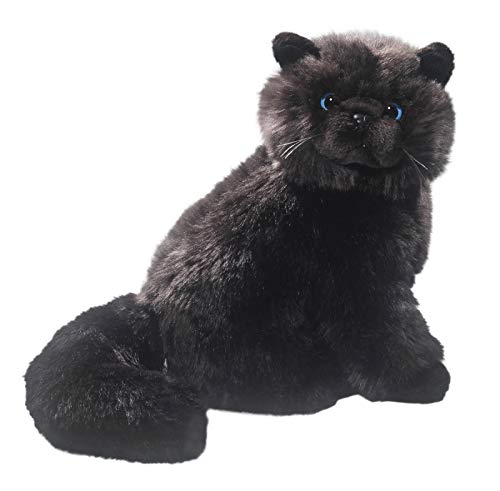 Carl Dick Peluche - Gato Negro (Felpa, 30cm) Juguete 1733003
