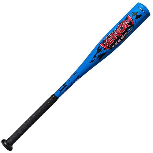 Franklin Sports ,OFFIZIELLER Teeball Bat, Venom 1100 Official Teeball Bat - 26