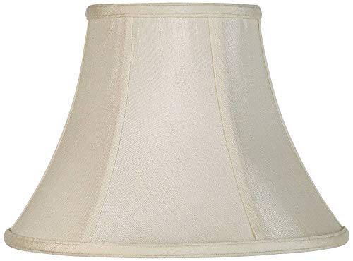 Creme Small Bell Lamp Shade 6