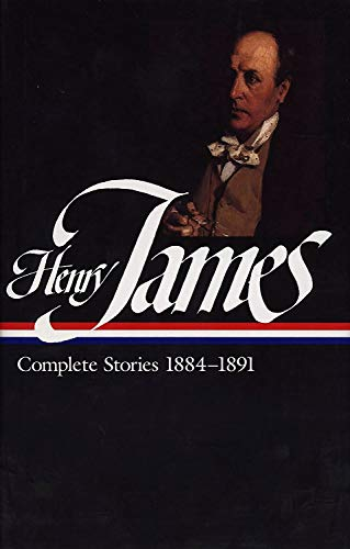 Henry James : Complete Stories 1884-1891 (Library of America) (English Edition)