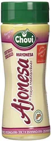 Chovi - Ajonesa - Mayonesa ajo - 250 ml