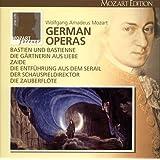 モーツァルト大全集 第18巻:ドイツ語オペラ(全6曲)