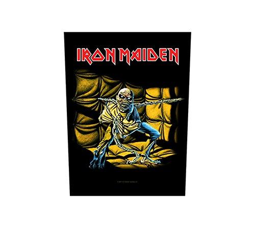 Iron Maiden Rückenaufnäher - Piece Of Mind - Iron Maiden Backpatch