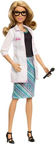Barbie- Bambola Oculista, FMT48