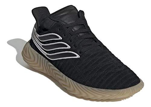 adidas Hombre Sobakov Zapatillas Negro, 44