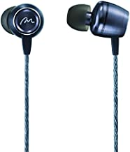 Rosewill Hi-Res Dual Driver Wired Earphones, in Ear Headphones Sports/Running/Gym/Exercise/Sweatproof/Earbuds with Mic, for iPhone, iPad, Android Smartphones, Mp3/mp4 Player, Tablet (EX-500)