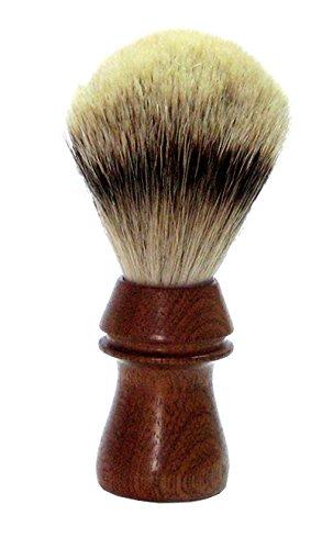 Golddachs Blaireau de rasage 100% poils de cèdre Marron