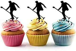 Best elvis presley cupcake toppers Reviews