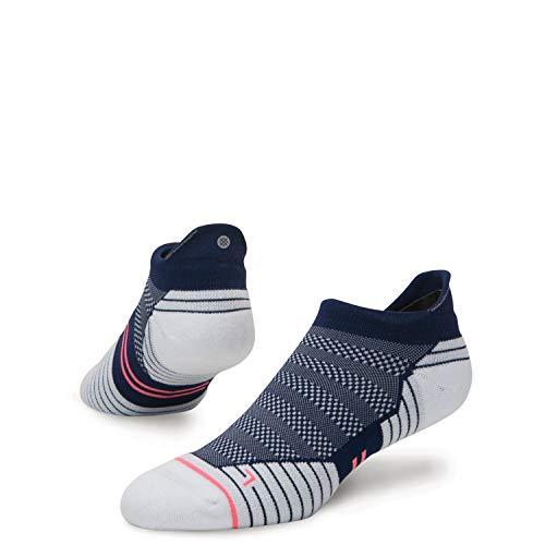 Stance Motion Tab Womens Run Socks Blue 35-37
