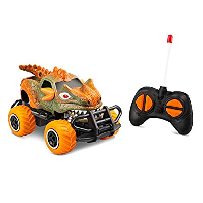 Remote Control Dinosaur Car for Four Year Olds