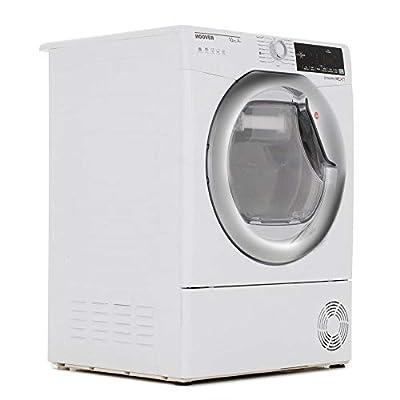 Hoover Dynamic Next Hybrid DXHY10A1TCE-80 10kg Heat Pump Condenser Tumble Dryer