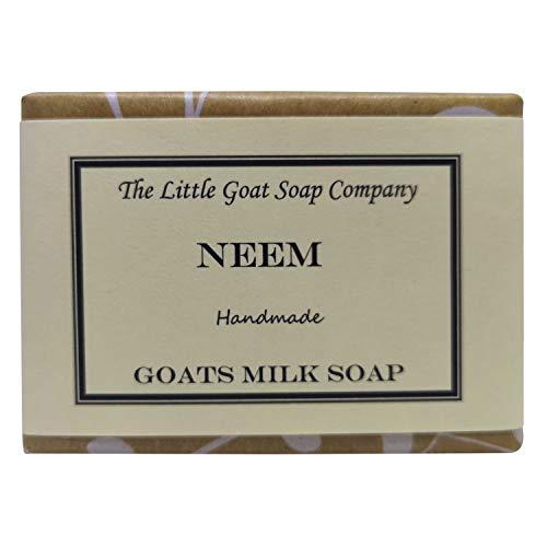 1 x NEEM Leche cabra jabón 100 g. Eczema
