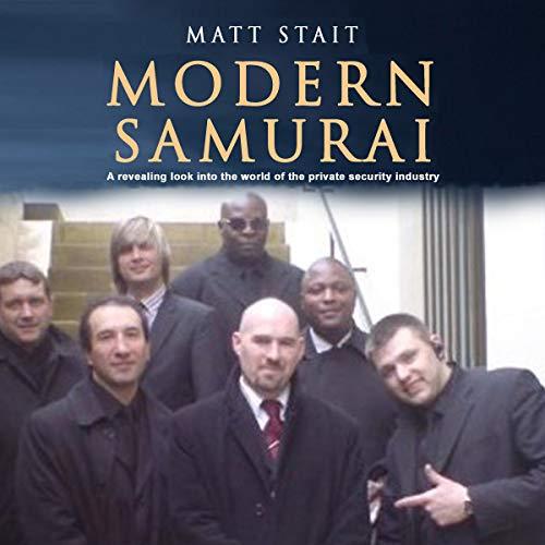 Modern Samurai audiobook cover art