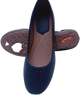 Family Fashion MART Women's Laser-Belly-Blue (S.NO-11)