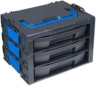 Sortimo i-BOXX Rack G 3-comp. incl. LS-Drawer