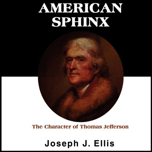American Sphinx audiobook cover art