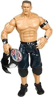 WWE Jakks Ruthless Aggression 14 John Cena W/ US Spinner Belt