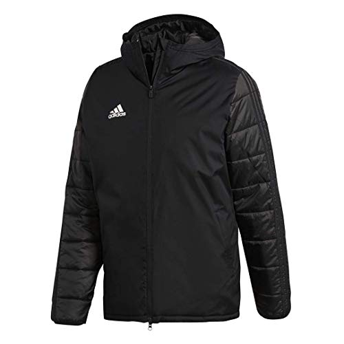 adidas Winter Jacket 2018 Adult Small/Black