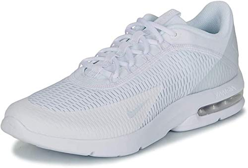 Nike Air MAX Advantage 3, Zapatillas de Running para Hombre, Blanco (White/White 101), 44 EU