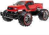 Sananke 1/12 Unlimited Terrain Buggy 2.4Ghz Coche RC De Alta Velocidad, 4WD Eléctrico Rock Fast Race Camión Todo Terreno RTR Vehículo sobre Orugas para Niños Niños Niñas Adultos Niños