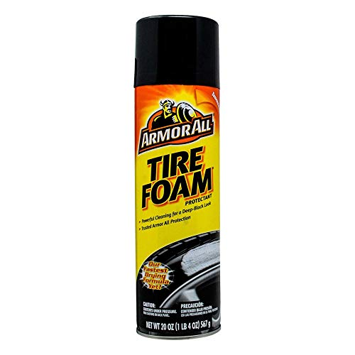 Armor All 40320 0 Tire Foam Protectant 20 Oz (Pack of 1)