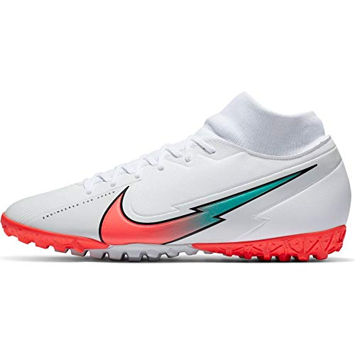 Nike Mercurial Superfly 7 Academy Turf Soccer Shoes (11.5)
