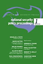 National Security Policy Proceedings: Spring 2010